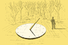Cartoon: Sundial Boulevard... (small) by berk-olgun tagged sundial,boulevard