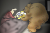 Cartoon: Teddy Bear.. (small) by berk-olgun tagged teddy,bear