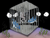 Cartoon: The Real Monsters.. (small) by berk-olgun tagged the,real,monsters