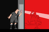 Cartoon: The Red Card... (small) by berk-olgun tagged the,red,card
