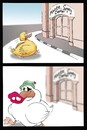 Cartoon: The Ugly Duckling... (small) by berk-olgun tagged the,ugly,duckling