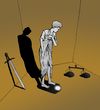 Cartoon: Themis... (small) by berk-olgun tagged themis