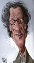 Cartoon: Geoffrey Rush (small) by Marian Avramescu tagged mmmmmmmmmmmm