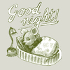 Cartoon: good night (small) by jenapaul tagged sleep,mouse,children