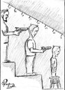 Cartoon: agemeter (small) by recepboidak tagged reckoning age internal revenge