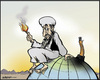 Cartoon: Osama bin Laden (small) by jeander tagged osama,bin,laden,terror