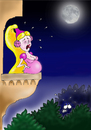 Cartoon: Romeo and Juliet (small) by andybennett tagged romeo,and,juliet,shakespear,romance,valentines,day,love