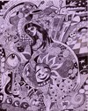 Cartoon: TERAPEUTICDRAWIN (small) by GOYET tagged drawin,womed,surreal