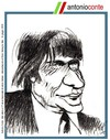 Cartoon: Antonio Conte (small) by Enzo Maneglia Man tagged allenatore,ct,nazionale,italiana,caricatura,antonio,conte,fighillearte,man