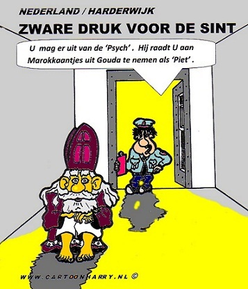 Cartoon: Sint Holland (medium) by cartoonharry tagged sinterklaas,gouda,sint,piet,holland,cartoon,comic,artist,comix,comics,cool,cooles,cooler,design,art,toonpool,toonsup,facebook,arts,cartoonist,cartoonharry,dutch
