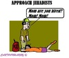 Cartoon: A Hired Mom (small) by cartoonharry tagged jihad,jihadist,boys,girls,syria,iraq,mom,hire