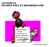 Cartoon: Amsterdamse (small) by cartoonharry tagged amsterdam,sint,piet,discriminatie