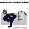 Cartoon: Barack Obama (small) by cartoonharry tagged usa,washington,new,yourk,barackobama,barack,obama,politics,streetfighter,ap,irs,cartoons,cartoonists,cartoonharry,dutch,toonpool
