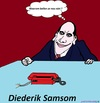 Cartoon: Diederik Samsom (small) by cartoonharry tagged nederland,laat,diederiksamsom,diederik,samsom,karikatuur,cartoon,cartoonist,cartoonharry,dutch,toonpool