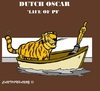 Cartoon: Dutch Oscar (small) by cartoonharry tagged lifeofpi,oscar,hollywood,losangeles,usa,cartoons,cartoonists,cartoonharry,dutch,toonpool