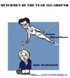 Cartoon: Dutchmen of the Year (small) by cartoonharry tagged jeroendijsselbloem,epkezonderland,dutchmen,year,best,holland