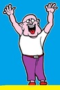 Cartoon: Expression (small) by cartoonharry tagged cartoonharry,expression,happy