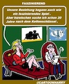 Cartoon: Faszinierend (small) by cartoonharry tagged faszinierend