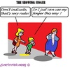 Cartoon: Finger Work (small) by cartoonharry tagged mom,child,nose,finger