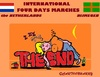 Cartoon: Four Days Marching (small) by cartoonharry tagged fourdays,marching,nijmegen,holland