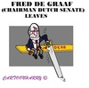 Cartoon: Fred de Graaf (small) by cartoonharry tagged chairman,degraaf,senate,caricature,cartoonharry,dutch,toonpool