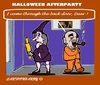 Cartoon: Halloween Afterparty 2015 (small) by cartoonharry tagged halloween,afterparty,2015