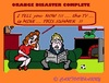 Cartoon: Happy Summer TV (small) by cartoonharry tagged holland,uefacup,soccer,out,tv,women