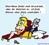 Cartoon: Kalt (small) by cartoonharry tagged kil,kalt,psychologe,bart,männer,kartun,cartoon,cartoonist,cartoonharry,dutch,deutsch,toonpool