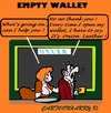Cartoon: Leather Liar (small) by cartoonharry tagged wallet,cry,leather,onion,pay,money,empty