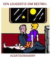 Cartoon: Leugentje om Bestwil (small) by cartoonharry tagged leugentje,bestwil,cartoonharry