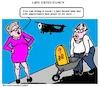 Cartoon: Life Expectancy (small) by cartoonharry tagged life,expectancy