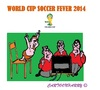 Cartoon: Men s World (small) by cartoonharry tagged brasil,fifa,2014,worldcup,soccer,men,world