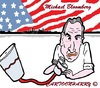 Cartoon: Michael Bloomberg (small) by cartoonharry tagged decision,bloomberg,mayor,newyork,usa,skyline,toons,cartoon,cartoonist,cartoonharry,dutch,toonpool