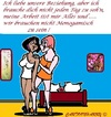 Cartoon: Nicht Monogamisch (small) by cartoonharry tagged lesbisch,monogamisch