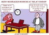 Cartoon: Relationships (small) by cartoonharry tagged cartoonharry,relationships
