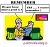 Cartoon: Remember (small) by cartoonharry tagged grandma,grandpa,peak,remember