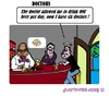 Cartoon: Six Beers (small) by cartoonharry tagged bar,guys,doctors,beers