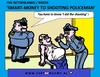 Cartoon: Smart Money (small) by cartoonharry tagged police,smartmoney,holland,cartoon,cartoonharry,cartoonist,dutch,toonpool