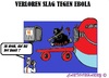 Cartoon: Stop Ebola (small) by cartoonharry tagged africa,ebola,stop