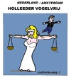 Cartoon: Willem Holleeder (small) by cartoonharry tagged holleeder,vogelvrij,vrouwejustitia,cartoon,cartoonist,cartoonharry,dutch,toonpool