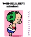 Cartoon: World Smile Archive (small) by cartoonharry tagged smile,artgoogle