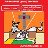 Cartoon: zWARTE pIET (small) by cartoonharry tagged nederland,zwartepiet,discussie
