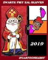 Cartoon: Zwarte Piet (small) by cartoonharry tagged zwartepiet,cartoonharry
