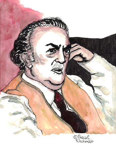 Cartoon: Federico Fellini (medium) by Pascal Kirchmair tagged federico,fellini,portrait,retrato,ritratto,illustration,disegno,dibujo,desenho,dessin,drawing,porträt,zeichnung,caricature,karikatur,federico,fellini,portrait,retrato,ritratto,illustration,disegno,dibujo,desenho,dessin,drawing,porträt,zeichnung,caricature,karikatur