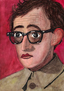Cartoon: Dr. Noah (small) by Pascal Kirchmair tagged woody allen portrait retrato drawing illustration zeichnung ilustracion ilustracao dibujo desenho dessin disegno ritratto pascal kirchmair caricature karikatur cartoon tekening portret cartum teckning caricatura karikatür