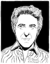 Cartoon: Dustin Hoffman (small) by Pascal Kirchmair tagged dustin,hoffman,cartoon,retrato,portrait,porträt,drawing,dessin,dibujo,zeichnung,illustration,karikatur,caricature,ilustracion,ilustracao,portret,cartum,tekening,pascal,kirchmair