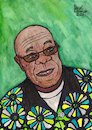 Cartoon: Manu Dibango (small) by Pascal Kirchmair tagged sax,saxo,saxophone,soul,makossa,jazz,manu,dibango,musik,musiker,musician,music,singer,songwriter,composer,illustration,drawing,zeichnung,pascal,kirchmair,cartoon,caricature,karikatur,ilustracion,dibujo,desenho,ink,disegno,ilustracao,illustrazione,illustratie,dessin,de,presse,du,jour,art,of,the,day,tekening,teckning,cartum,vineta,comica,vignetta,caricatura,portrait,portret,retrato,ritratto,porträt,afrique,afrika,kamerun,cameroun
