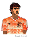 Cartoon: Marco van Basten (small) by Pascal Kirchmair tagged marco,van,basten,portrait,retrato,dibujo,drawing,cartoon,caricature,karikatur,zeichnung,dessin,disegno,desenho,illustration,foot,football,holland,netherlands,euro,88,1988