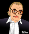 Cartoon: Mario Puzo (small) by Pascal Kirchmair tagged italo,american,oscar,usa,amerikaner,long,island,bay,shore,der,pate,hollywood,author,writer,screenwriter,autor,autore,mario,puzo,godfather,mobster,mafia,boss,crime,family,syndicate,mastermind,lord,illustration,drawing,zeichnung,pascal,kirchmair,cartoon,caricature,karikatur,ilustracion,dibujo,desenho,ink,disegno,ilustracao,illustrazione,illustratie,dessin,de,presse,du,jour,art,of,the,day,tekening,teckning,cartum,vineta,comica,vignetta,caricatura,portrait,retrato,ritratto,portret,gangster,new,york,city