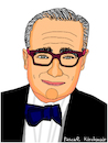 Cartoon: Martin Scorsese (small) by Pascal Kirchmair tagged martin scorsese karikatur cartoon portrait retrato ritratto caricature drawing dibujo desenho disegno dessin zeichnung illustration pascal kirchmair hollywood usa new york